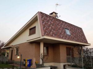 copertura casa - mamilo