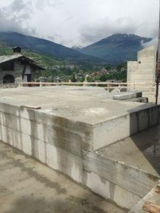 costruzione civile Aosta