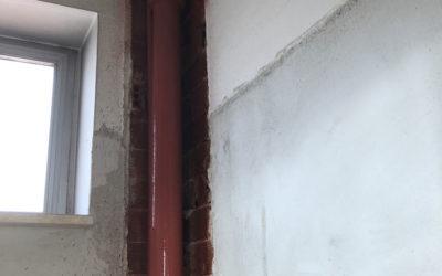Rimozione e smaltimento canne fumarie in eternit – Torino