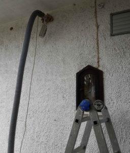 isolamento muri - interno casa