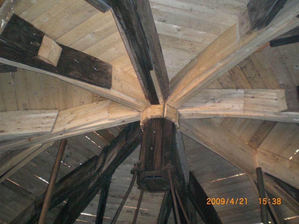 ristrutturazione copertura torre auchan