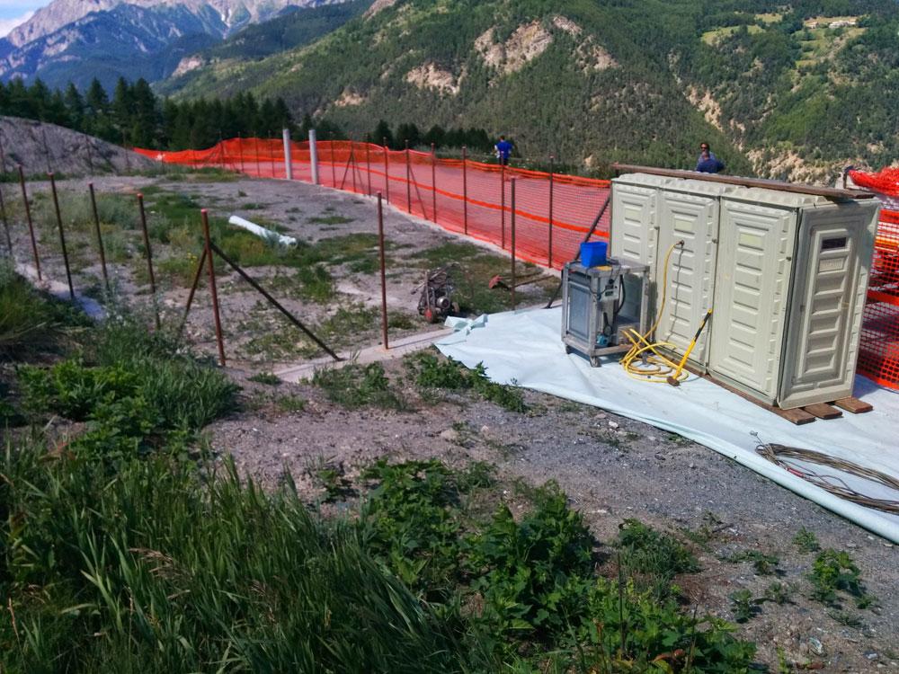 sicurezza - amianto naturale provincia di torino