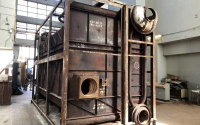 Bonifiche caldaie amianto e fibra di vetro – FS Torino Porta Nuova